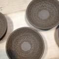 三島手の小皿