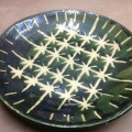 栗山さんのお皿